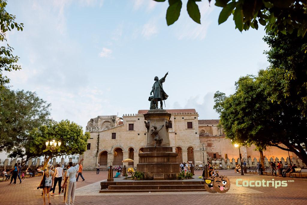 Экскурсия в Санто Доминго