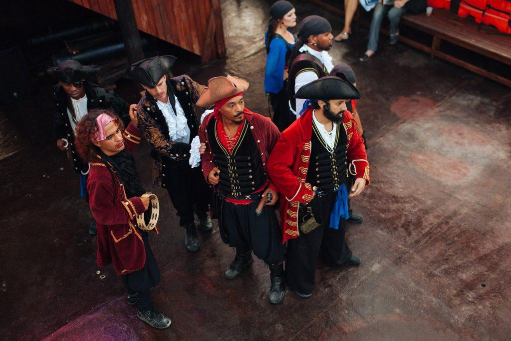 пунта кана пираты