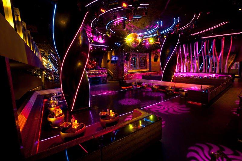 Ночной клуб ORO HARD ROCK HOTEL