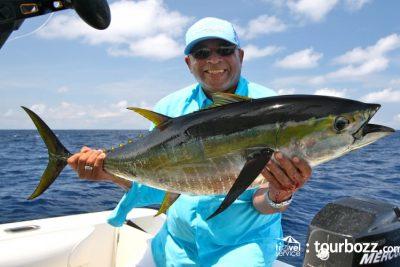 Рыбалка в Пунта Кане