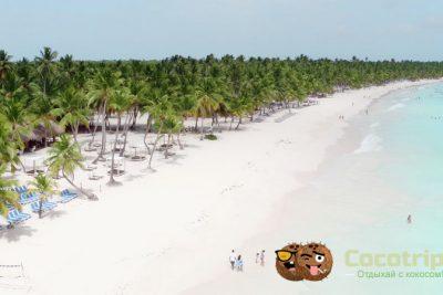 По пляжам Пунта Каны
