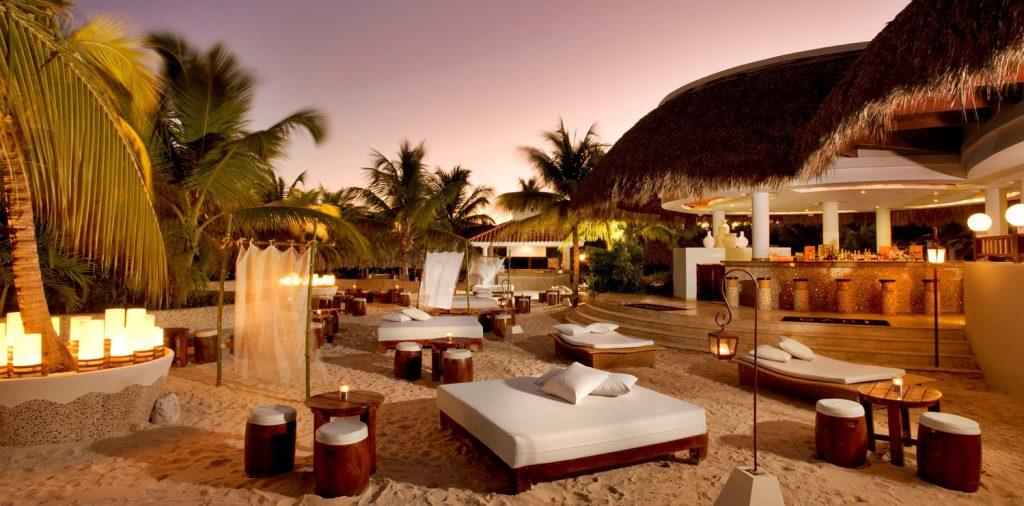отели доминиканы Melia Caribe Tropical