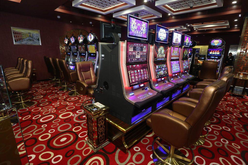 казино доминикана