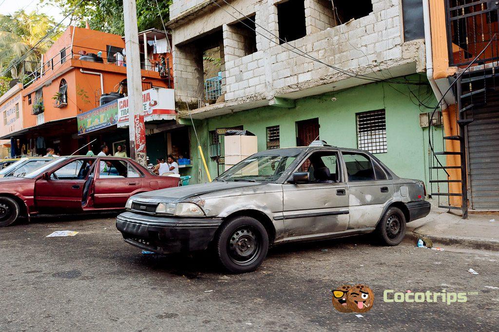 Такси в Пунта Кане