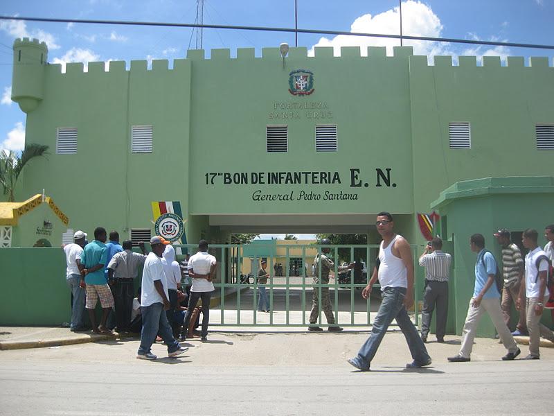 Тюрьма в Доминикане