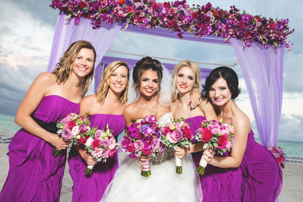 свадьба в пунта кане