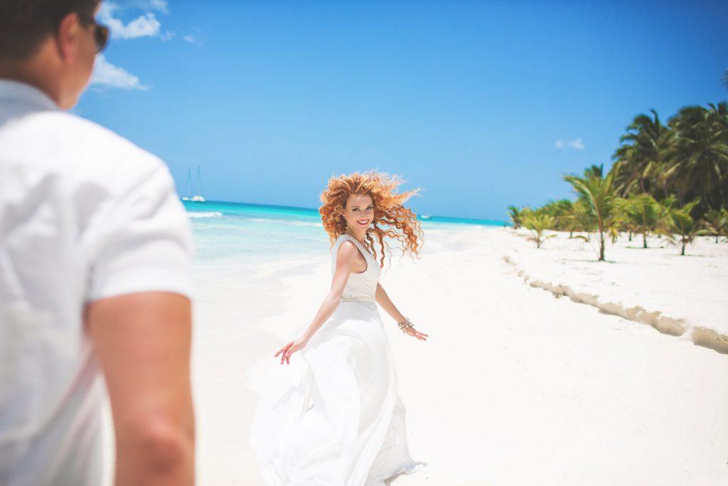 Свадьба на пляже Пунта Каны